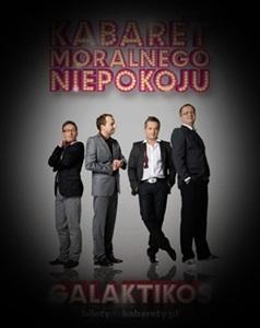 Kabaret Moralnego Niepokoju wystąpił w Szydłowcu