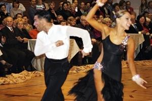 Tłumy widzów podczas Szóstej Szydłowieckiej Gali Tanecznej