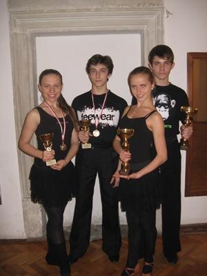 Sukces szydłowieckich tancerzy