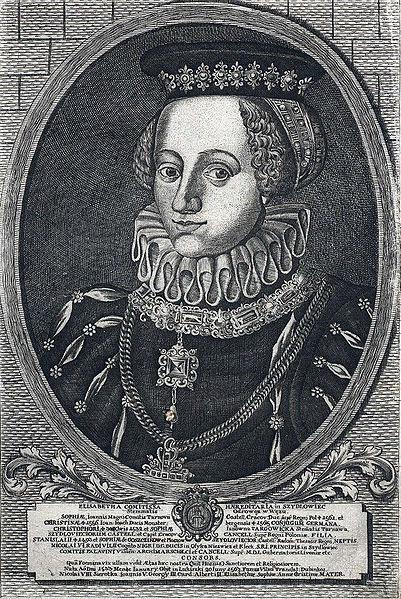 Elżbieta z Szydłowieckich Radziwiłłowa