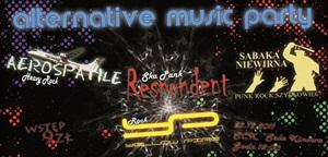 Alternative Music Party – rockowa impreza tuż przed świętami
