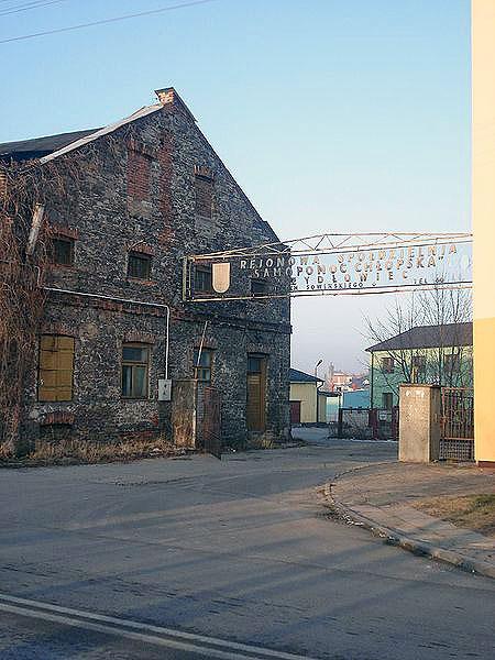 Browar zlokalizowany przy ul. Sowińskiego powstał w I połowie XIX wieku i był własnością właścicieli miasta.