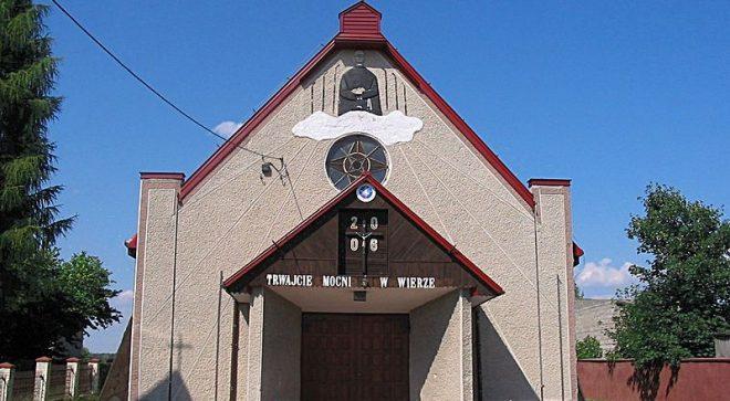 Parafia św. Maksymiliana Marii Kolbe w Kierzu Niedźwiedzim