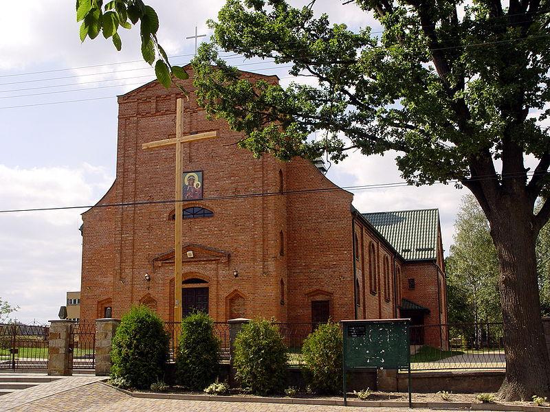 Parafia Podwyższenia Krzyża Świętego w Majdowie