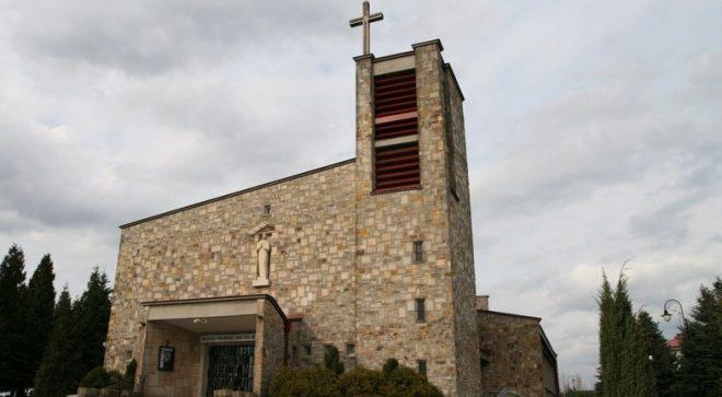 Parafia rzymskokatolicka pw. Wniebowzięcia Najświętszej Maryi Panny w Orońsku