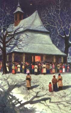 Boże Narodzenie w szydłowieckiej farze