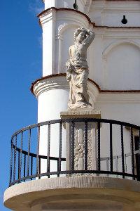 Dawny pomnik mieszczki szydłowieckiej – Zośki