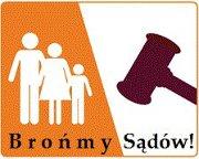 Ogólnopolski protest przeciwko likwidacji sądów rejonowych również w Szydłowcu