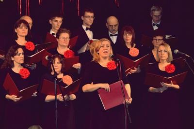 """Chór """"Gaudium Canti"""" zaśpiewał noworocznie"""