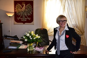 Jeden dzień z życia burmistrz Agnieszki