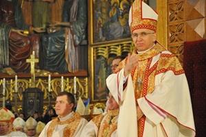 Uroczysty ingres arcybiskupa Wacława Depo