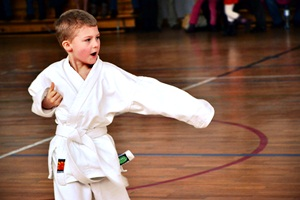 """Podsumowanie roku Szydłowieckiego Klubu Karate Kyokushin  """"MUSHIN"""""""