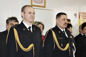 Krzysztof Banaszek nowym komendantem Powiatowej Straży Pożarnej w Szydłowcu