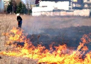 Tragiczne zakończenie bezmyślnego wypalania traw