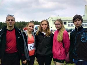 Sukcesy szydłowieckich biegaczy