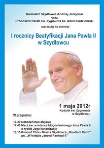 W hołdzie Janowi Pawłowi II