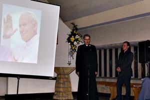 W Mirowie wspominali Jana Pawła II