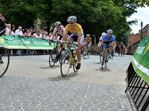 Wyścig amatorów zakończył rowerowe święto w Szydłowcu!