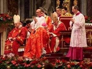 Abp Wacław Depo przyjął paliusz od papieża Benedykta XVI !!!