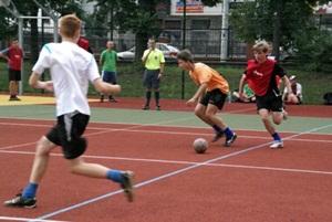 Powiatowe piątki piłkarskie już niebawem na licealnym boisku!