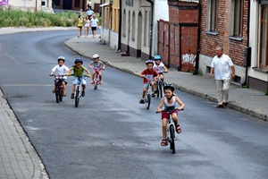 Pierwszy dzień rowerowego szaleństwa w Szydłowcu już za nami!