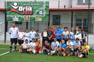 Turniej Piłki Nożnej Drużyn Osiedlowych