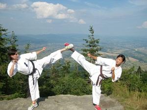 Europejski obóz karate w Szczyrku zakończony sukcesem!