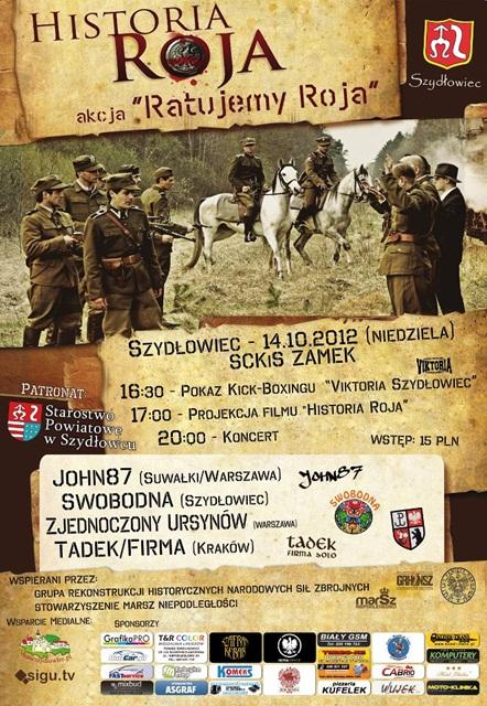 """Video zapowiedź akcji """"Ratujmy Roja"""" w Szydłowcu!"""