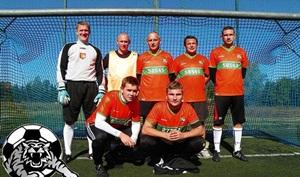 Contra Team mistrzem rundy jesiennej Szydłowieckiej Ligi Pilkarskiej!