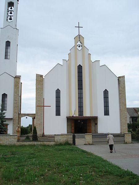 Parafia pw. Narodzenia Najświętszej Maryi Panny w Szydłówku