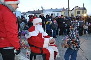 Mikołaj pamiętał o dzieciach z Szydłowca
