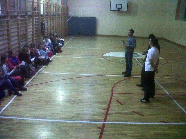 Odbyło się spotkanie organizacyjne w Rodzinnej Akademii Sportu