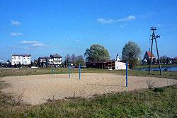 Boiska do piłki plażowej w Szydłowcu