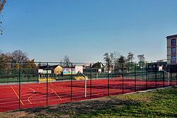 Boiska sportowe przy Publicznym Gimnazjum nr 2 im. Mikołaja Kopernika w Szydłowcu