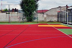 Boisko sportowe przy Publicznej Szkole Podstawowej Nr 1 im. Jana III Sobieskiego