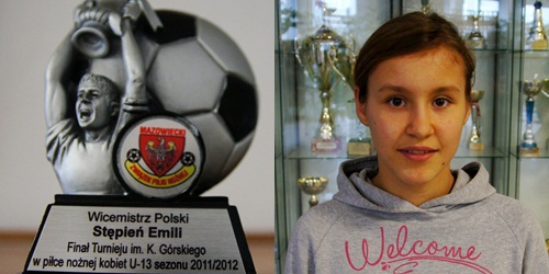 W Szydłowcu mamy wicemistrzynie Polski w piłce nożnej!!!