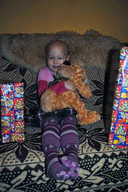 Marzenie 6-letniej Moniki - Fundacja Dziecięca Fantazja