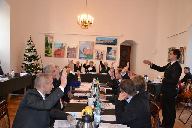 Sesje zamykające 2012 rok