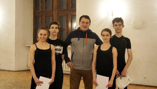 Pary Taneczne – III miejsce – POSTAĆ ROKU 2012!