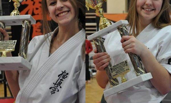 Kolejne dwa trofea dla karateków z Szydłowca!