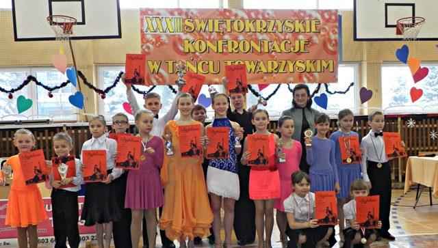 Bardzo dobre występy młodych tancerzy!
