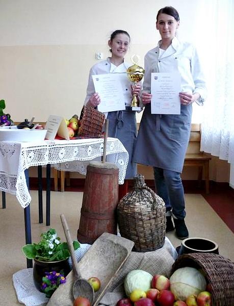 Szydłowiecka szkoła najlepsza w konkursie kulinarnym!