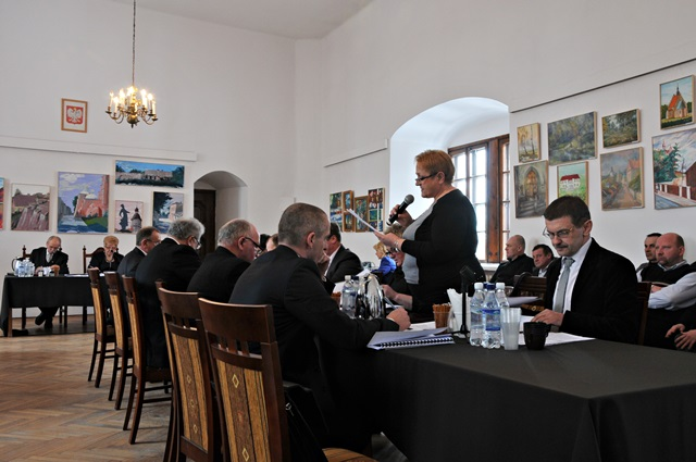 Porządek obrad nadzwyczajnej sesji Rady Miasta