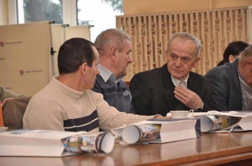 Konferencja dla sołtysów