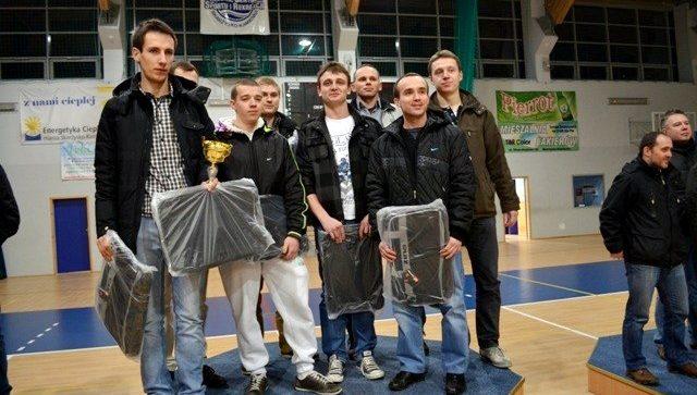 Łukasz Szyszka i Stare Wariaty rządzą w Skarżysku!