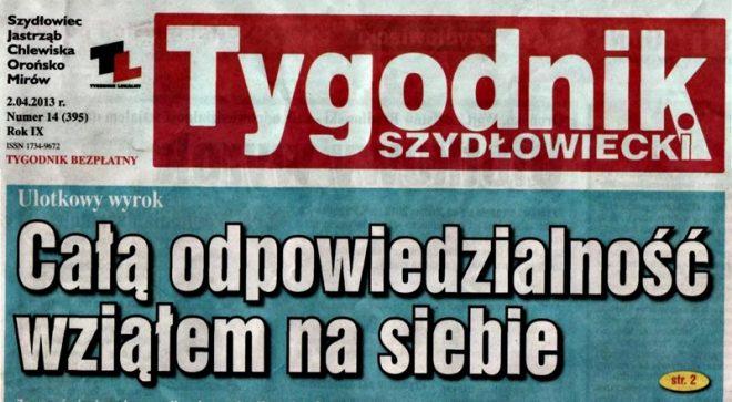 """Dalszy ciąg """"ulotkowego"""" sporu w Orońsku"""
