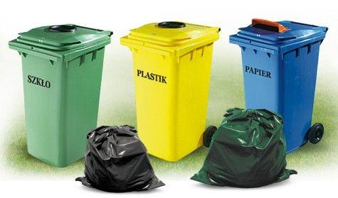 Więcej o Punkcie Selektywnej Zbiórki Odpadów Komunalnych