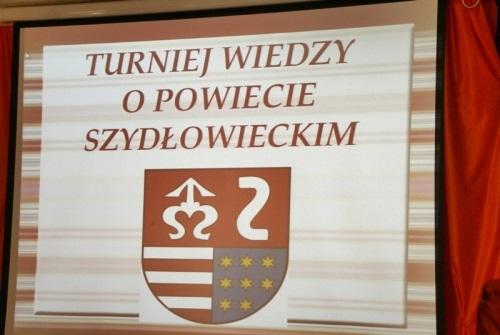 Turniej Wiedzy o Powiecie Szydłowieckim