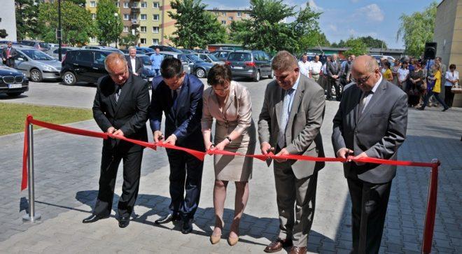 Marszałek Sejmu Ewa Kopacz dokonała otwarcia Przychodni Rejonowej w Szydłowcu