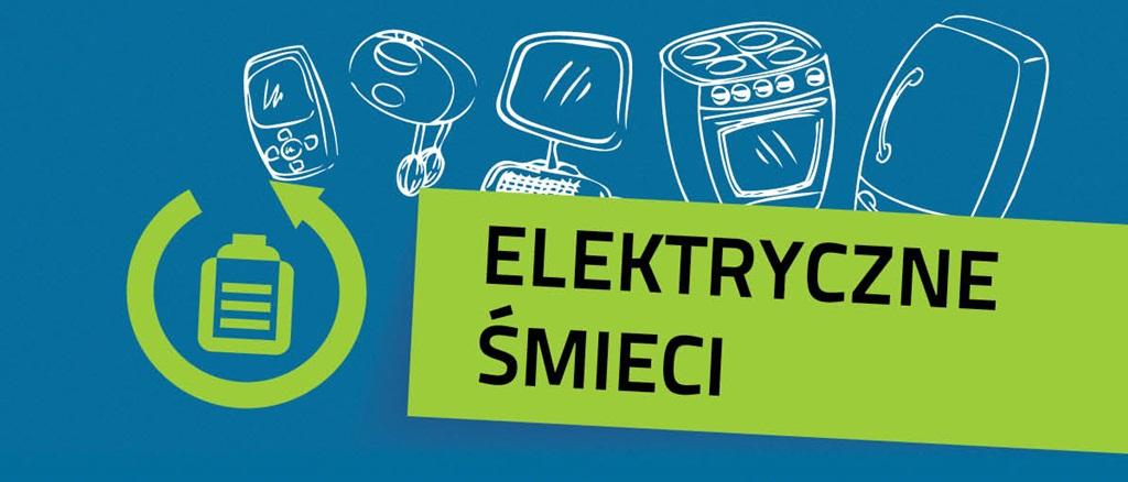 Informacja prasowa. Tajemnicze firmy zbierają elektryczne śmieci.
